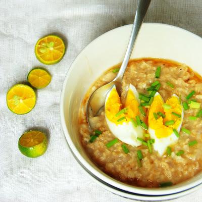 Oatmeal Porridge a la Kusina ni Teds