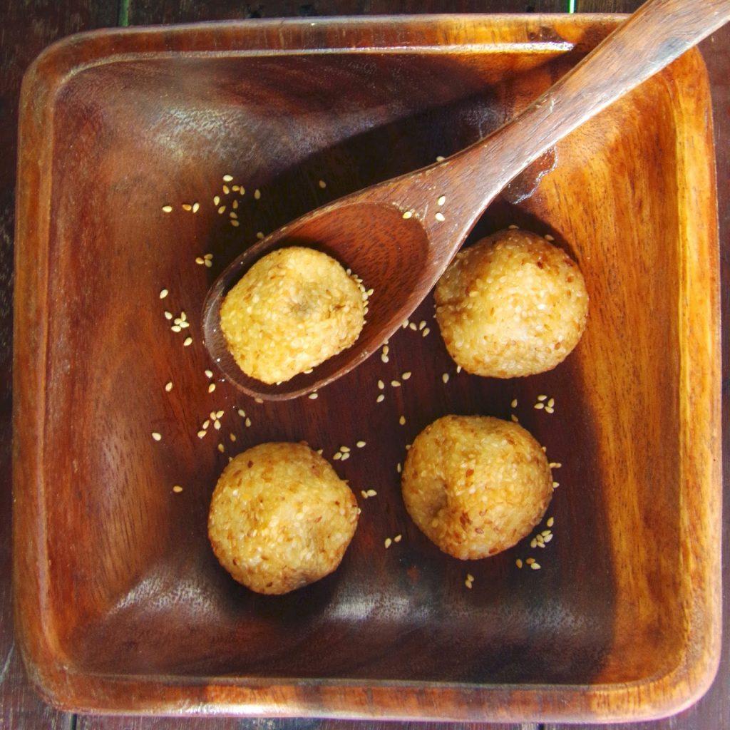 Buchi Recipe