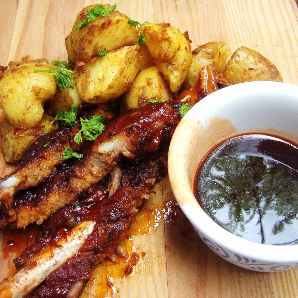 Filipino Style Pork Ribs