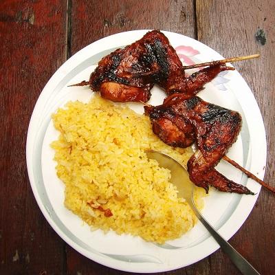 Chicken Wings Barbecue – Aristocrat's Chicken Barbecue Copycat