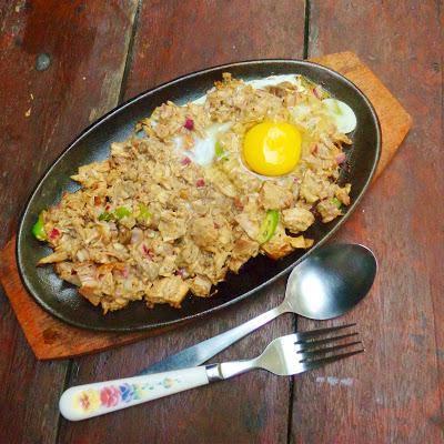 Chicken Sisig Recipe