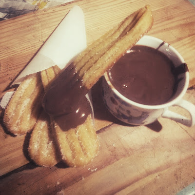 What went wrong? Flat Baked Churros