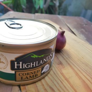 Highlands Corned Lamb