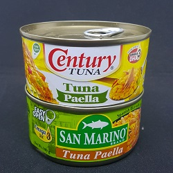 Canned Tuna Paella