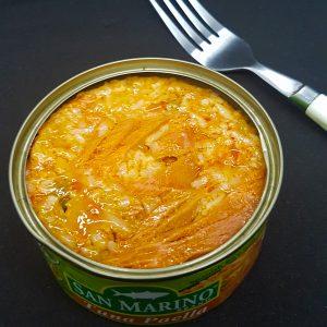 San Marino Canned Tuna Paella
