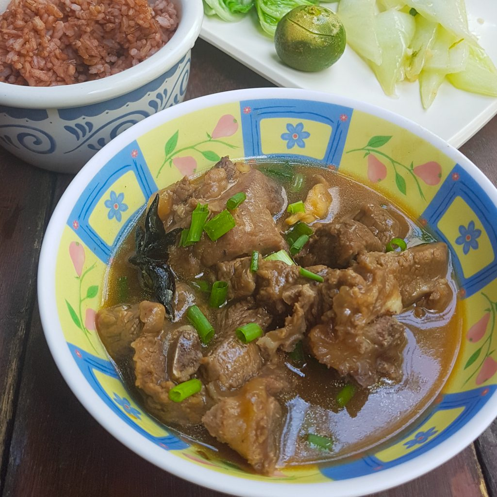Easy Beef Pares Recipe