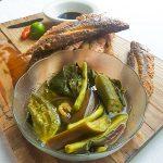 Bulanglang and Fried Fish