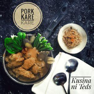 Pork Kare - kare Recipe