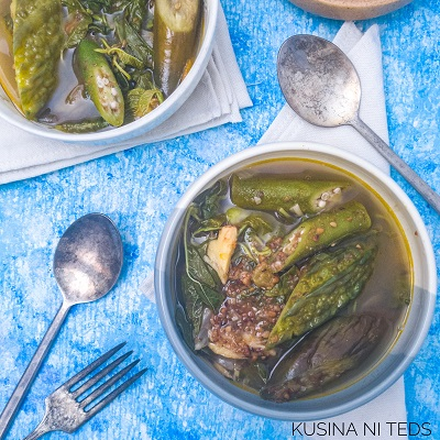 Ginisang Monggo with Saluyot Recipe