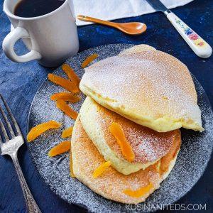 FLuffiest Pancake Ever