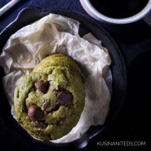 Matcha CHocolate CHip COokie Recipe