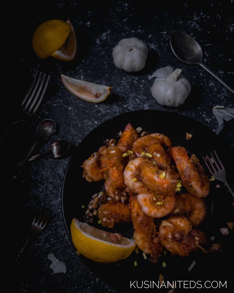 Garlic Butter Shrimp Recipe