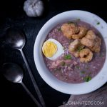 Red Rice Lugaw