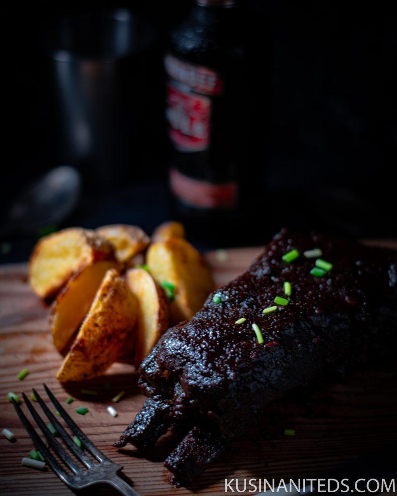 Pork Ribs Barbecue