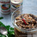 Ginataang Canned Mackerel