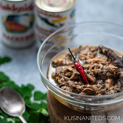 Ginataang Canned Mackerel: How to cook to impress