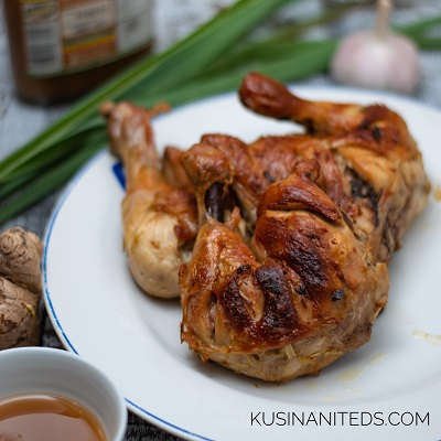 Baked Chicken Inasal: This is not you usual Inasal Recipe