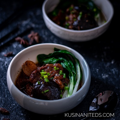 Chinese Style Beef Stew: A Reminiscent of Filipino Beef Pares