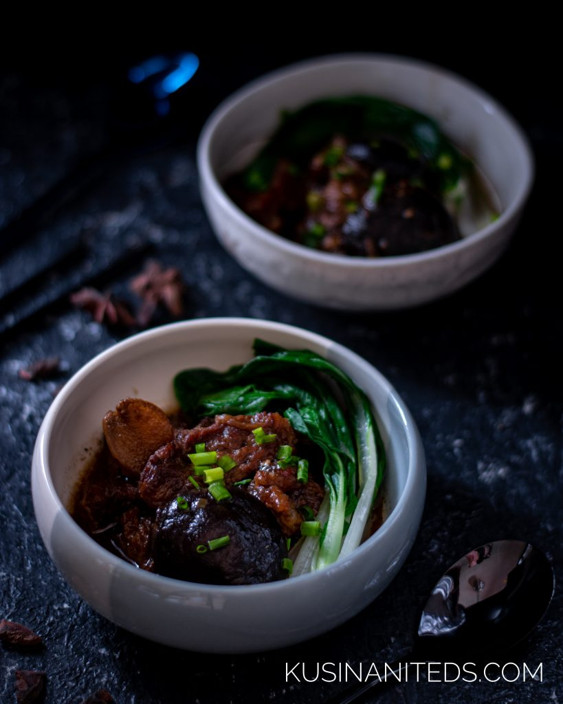 Chinese Style Beef Stew