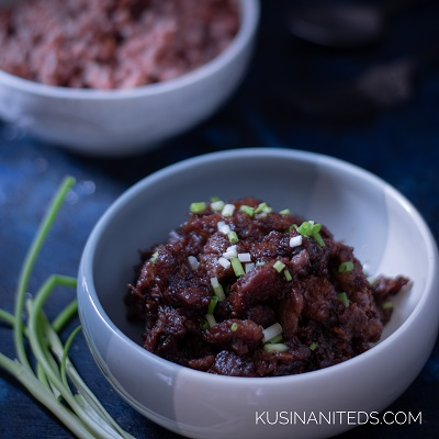 Filipino Style Beef Barbecue: A Twist to Mongolian Barbecue
