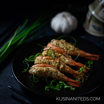 Steamed Prawn Recipe: How to Impress Your Love Ones