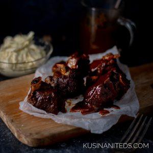 Beef Ribs Barbecue Recipe