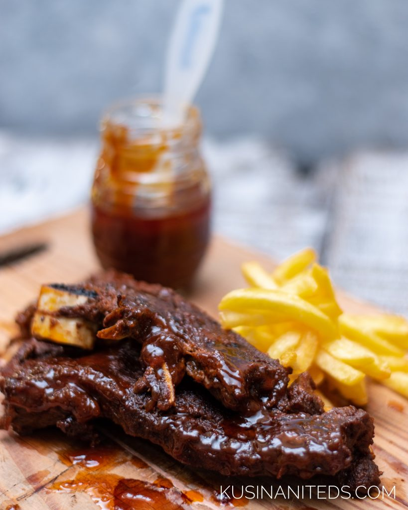Beef Short Ribs Barbecue