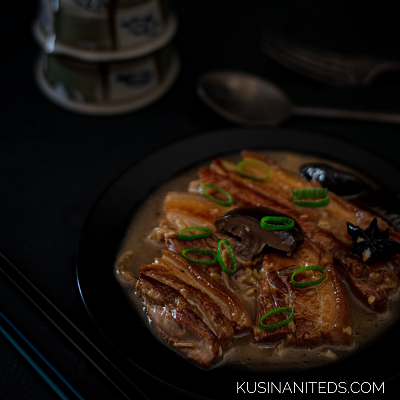 Braised Pork and Mushroom: Another Sweet and Savory Chinese Cuisine