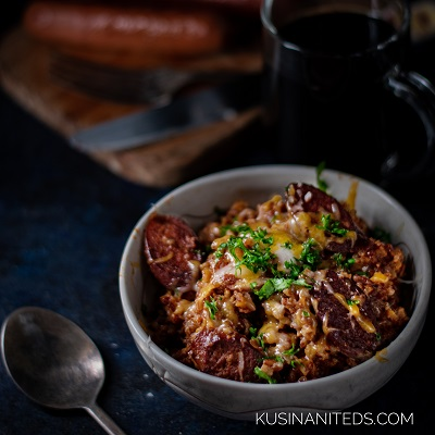 Breakfast Sausage Casserole: A One Pot Complete Breakfast Meal