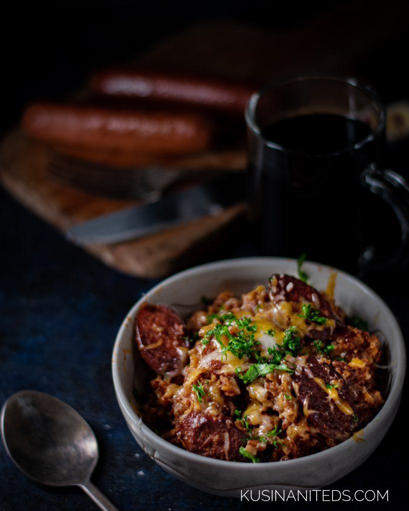 Breakfast Sausage Casserole
