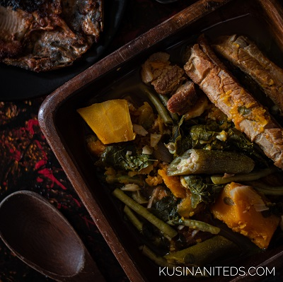 Bulanglang Recipe: A simple Vegetable Dish to go with Your Meal