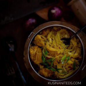 Chicken Sotanghon Recipe
