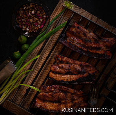 Coke Pork Barbecue: Filipino Barbecue Marinate with Coke