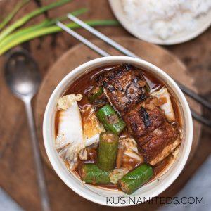 Doenjang Milkfish Stew