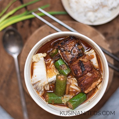 Doenjang Milkfish Stew: A Korean Inspired Filipino Dish