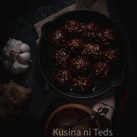 Meat Balls Teriyaki Recipe: Yummy Recipe for Your Frozen Meat Balls