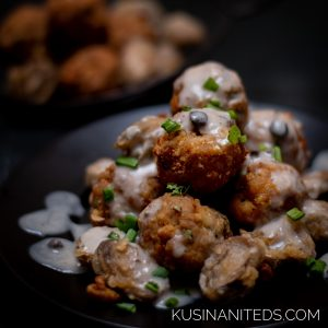 Meatballs in Mushroom Sauce Recipe