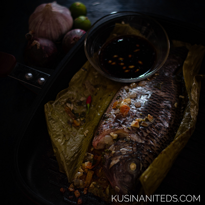 Pan Grilled Stuffed Tilapia: My Mom's Simple Fish Recipe