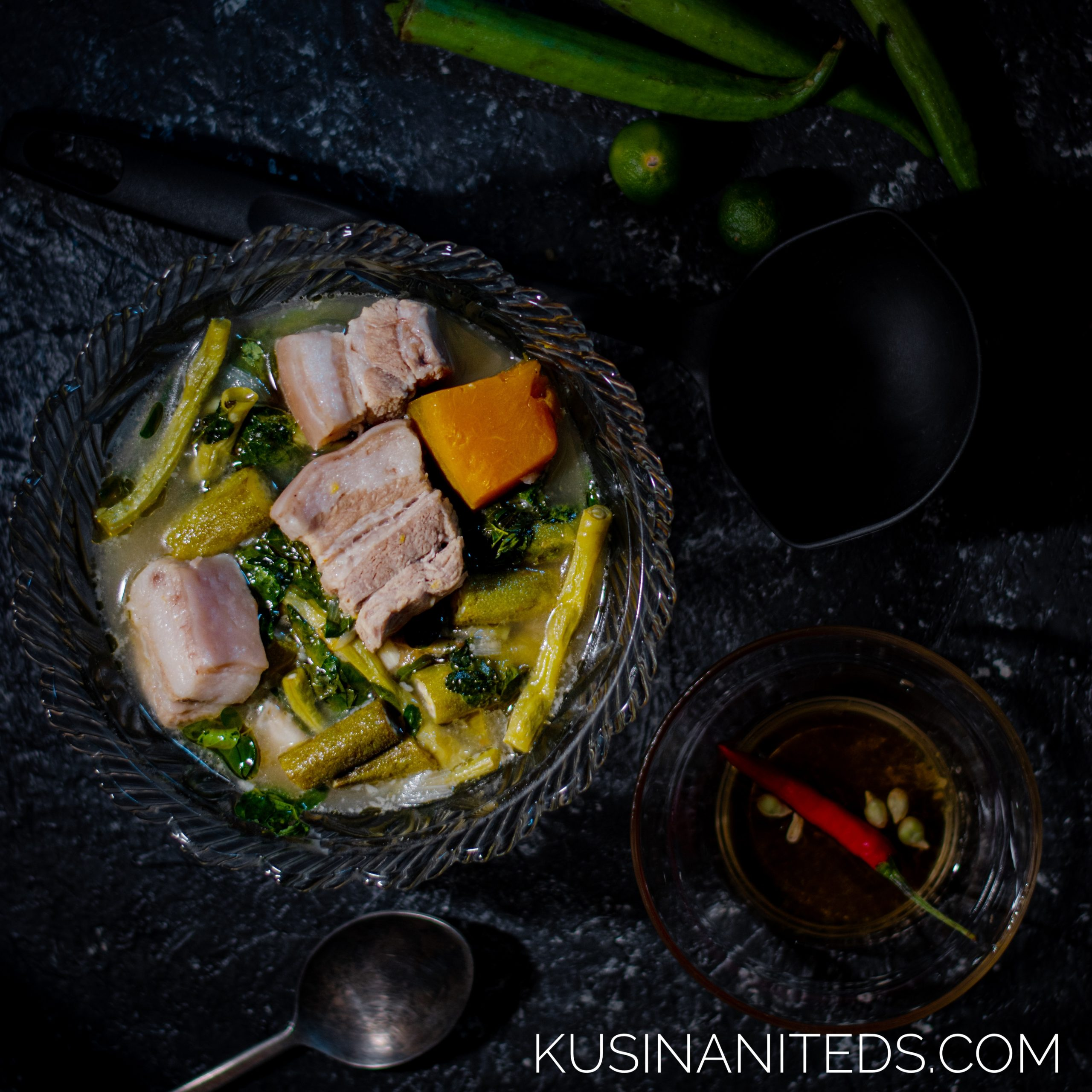 Pork Sinigang With Squash A Lockdown Food Recipe