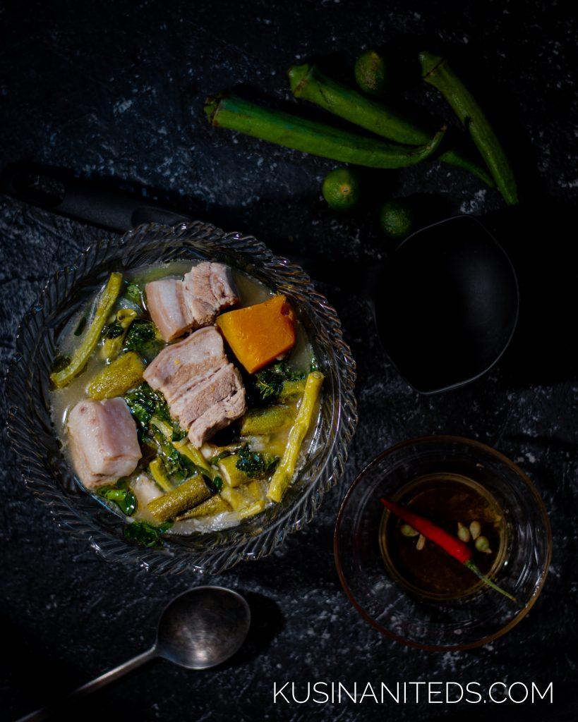 Pork SInigang with Squash