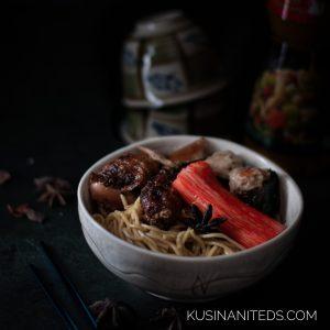 Quick Chicken Noodle