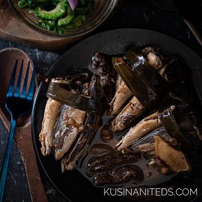 Sinaing na Isda:  When my Ilonggo Dad Cooks Batangueño Dish