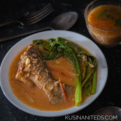 Sinigang sa Miso Recipe: Pressure Cooked until Bones are Tender