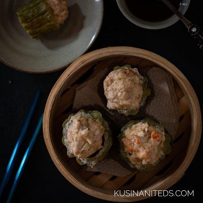 Stuffed Bitter Gourd: A Steamed Rellenong Ampalaya Recipe