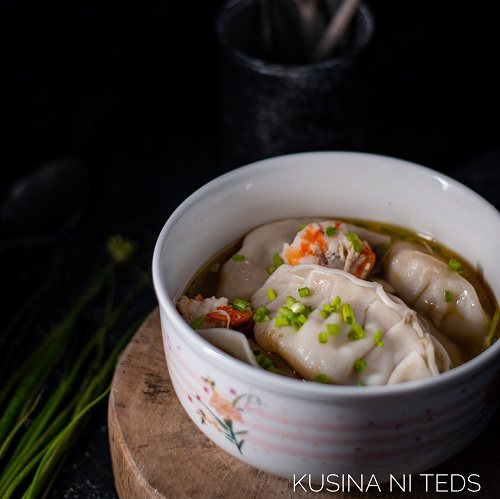 Chicken Molo Soup Recipe: A Filipino Dumpling Soup Recipe